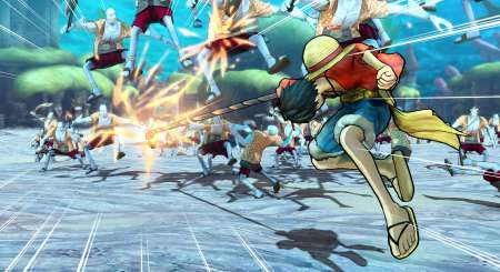 One Piece Pirate Warriors 3 Gold Edition 2