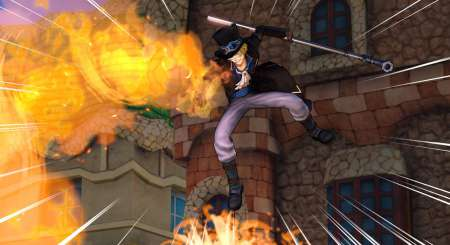 One Piece Pirate Warriors 3 Gold Edition 3