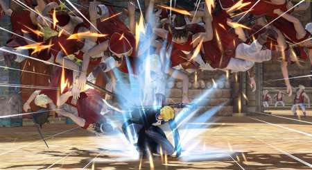 One Piece Pirate Warriors 3 Gold Edition 4