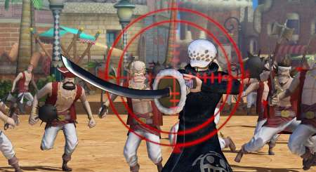 One Piece Pirate Warriors 3 Gold Edition 6