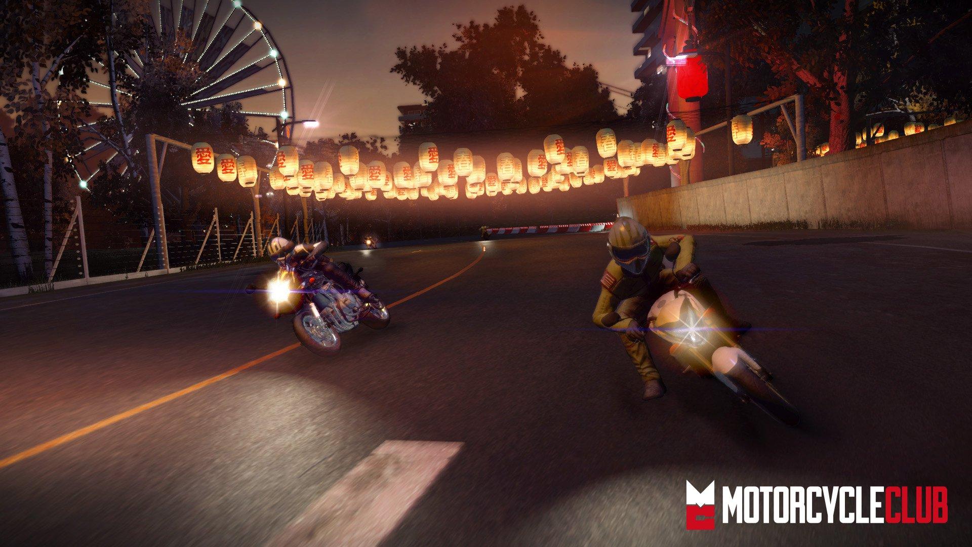 Motorcycle Club 3