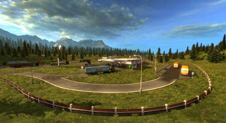 Euro Truck Simulátor 2 7