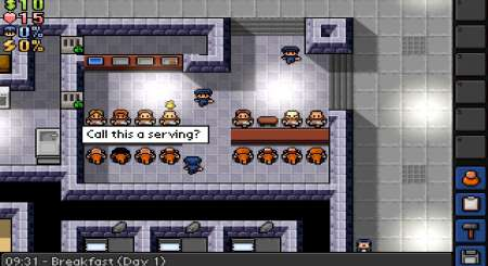 The Escapists Fhurst Peak Correctional Facility 6
