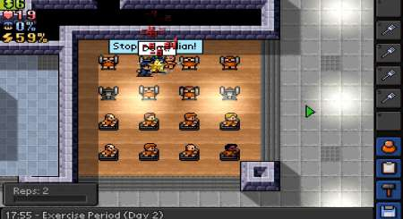 The Escapists Fhurst Peak Correctional Facility 9