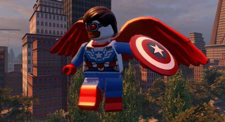 LEGO MARVELs Avengers Deluxe 5