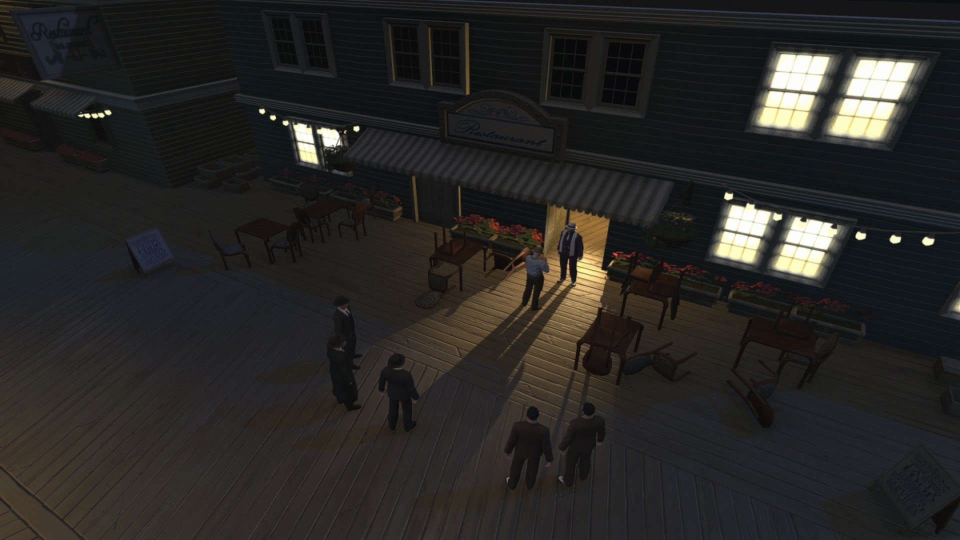Omerta City of Gangsters 2