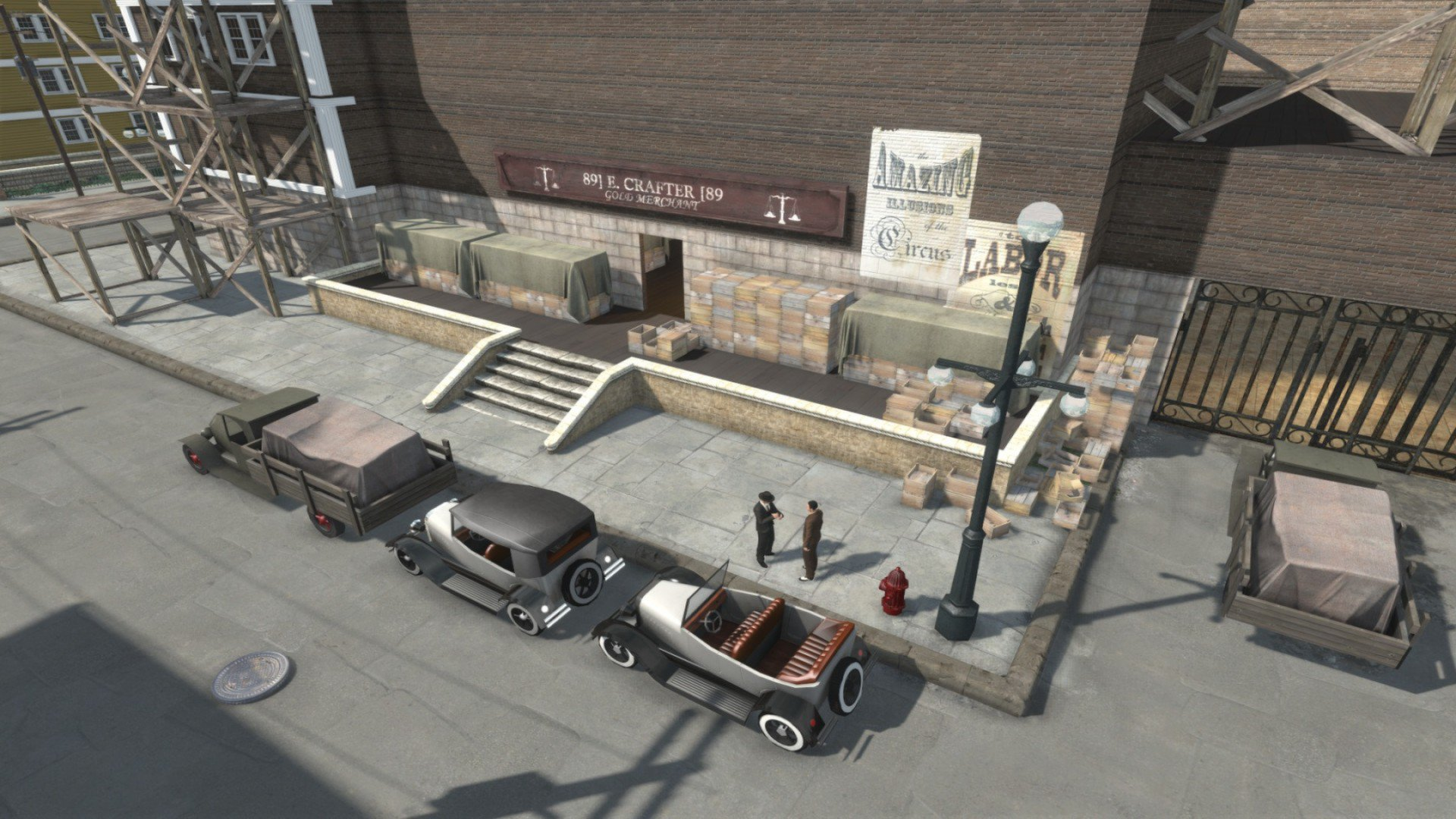 Omerta City of Gangsters 5