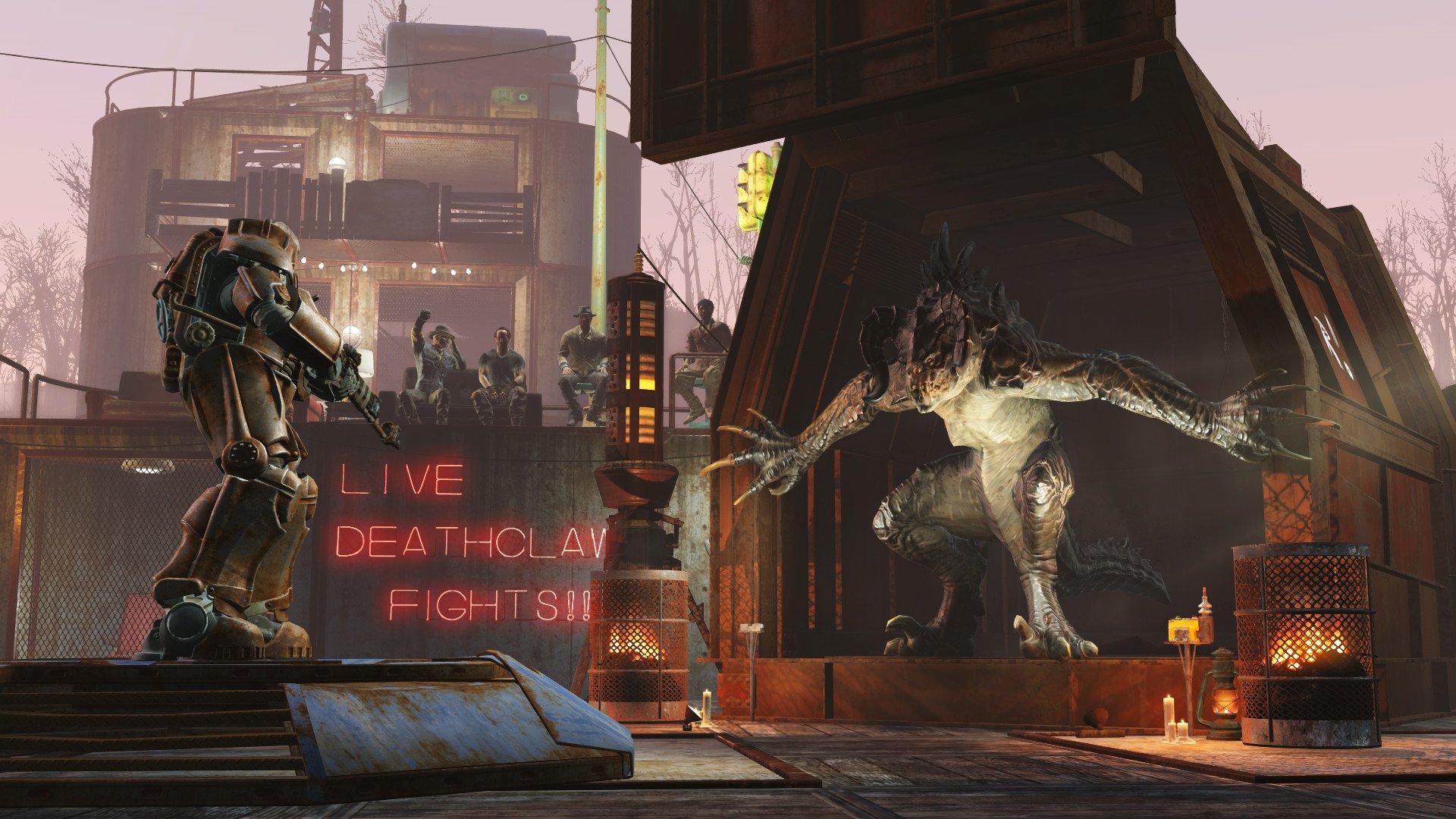 Fallout 4 Wasteland Workshop 4