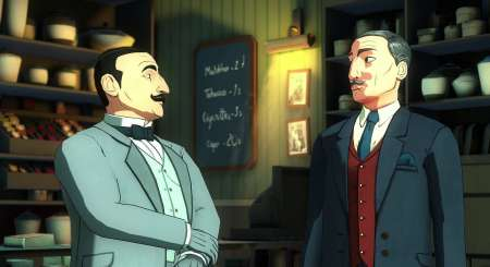 Agatha Christie The ABC Murders 1
