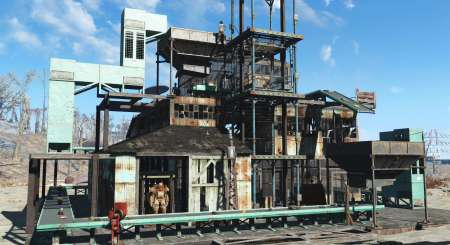 Fallout 4 Contraptions Workshop 2