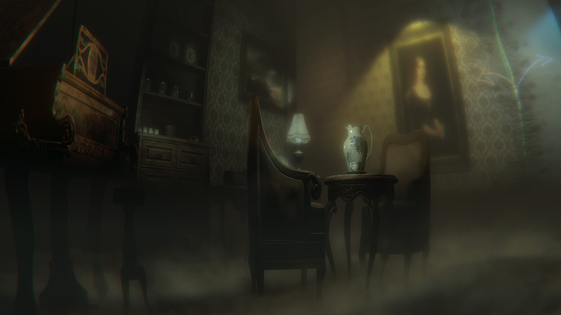 Layers of Fear Inheritance 4