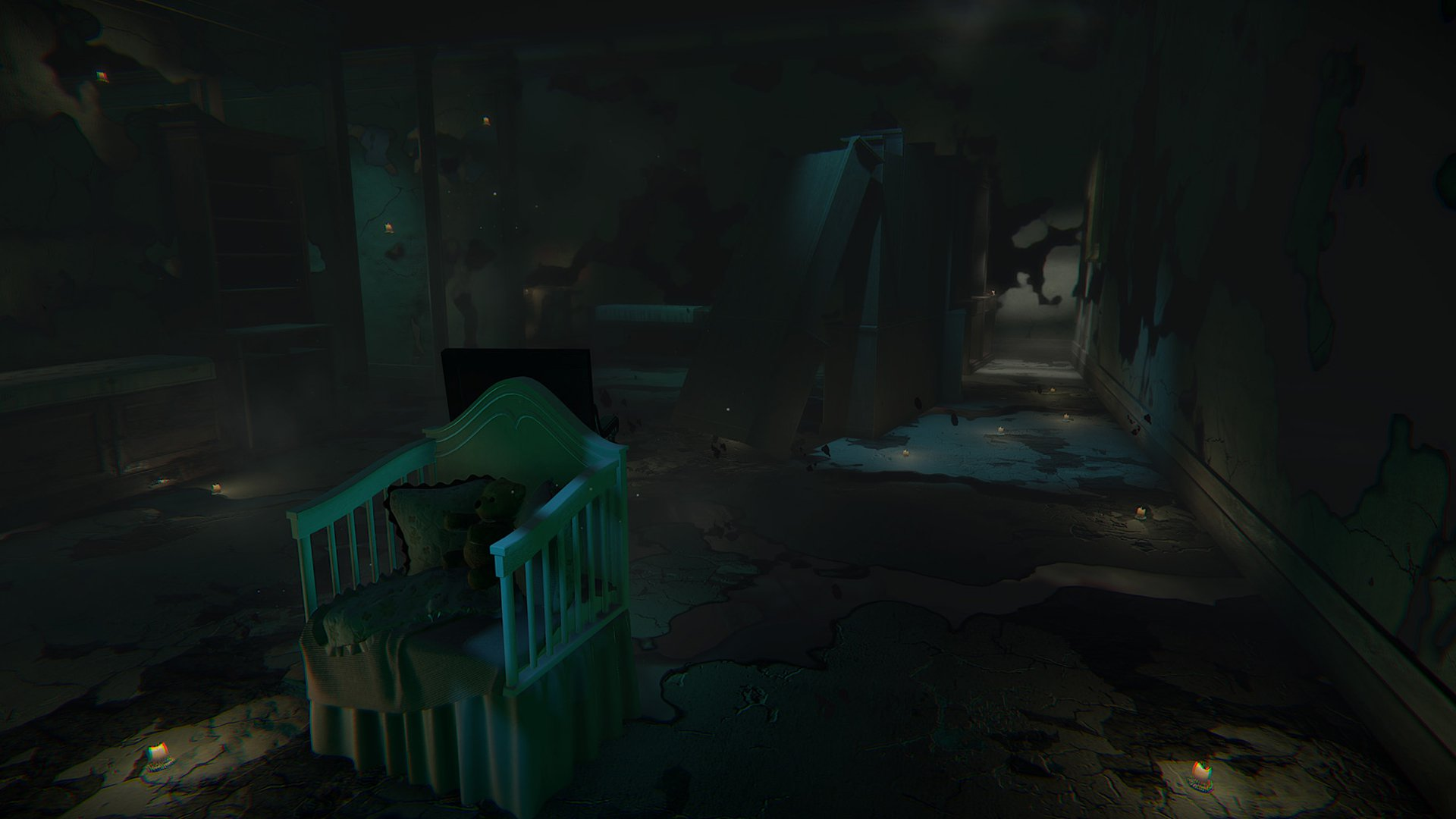 Layers of Fear Inheritance 8