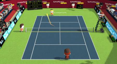 Smoots World Cup Tennis 1