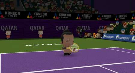 Smoots World Cup Tennis 16