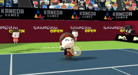 Smoots World Cup Tennis 2