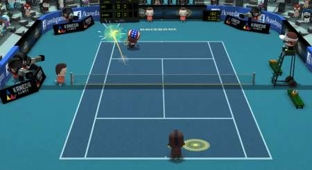 Smoots World Cup Tennis 7
