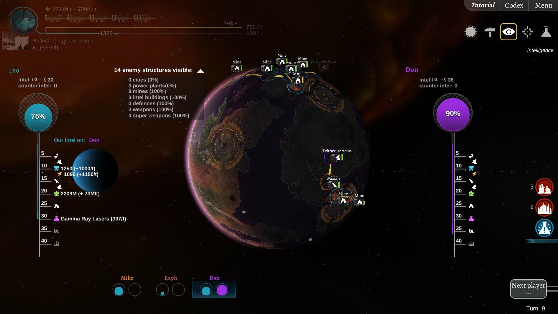 Interplanetary 16