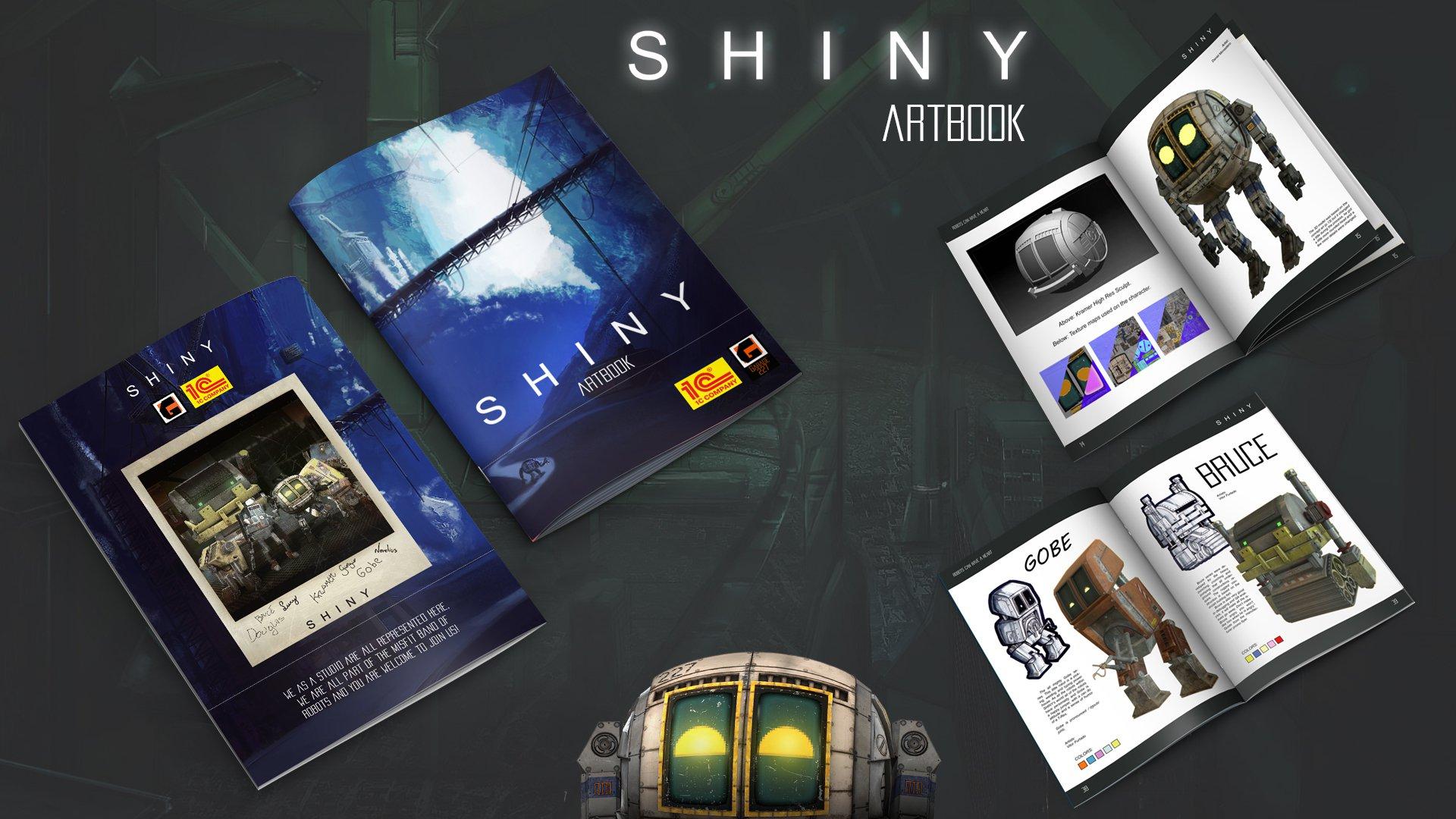 Shiny Artbook 1
