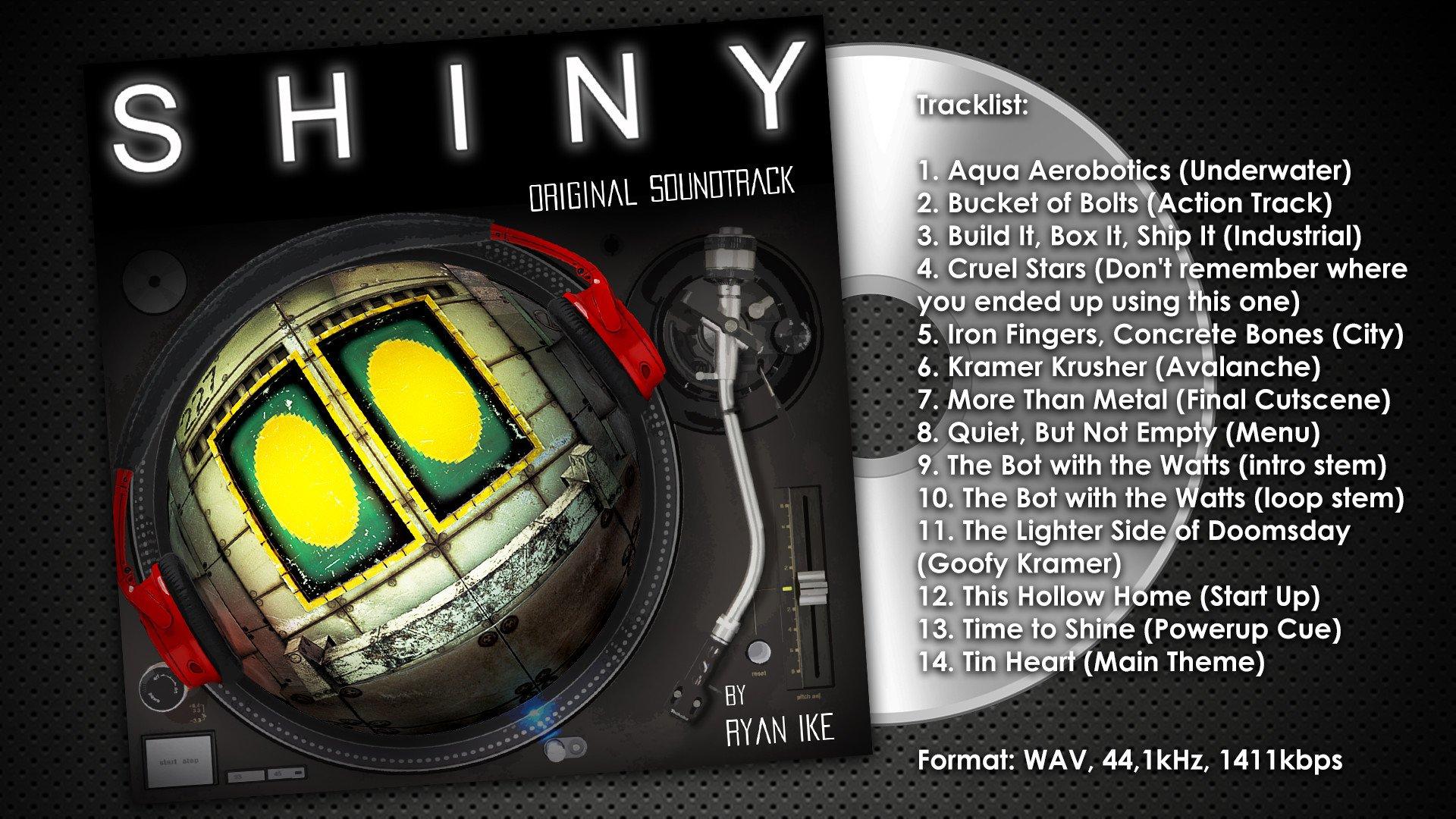 Shiny Soundtrack 1