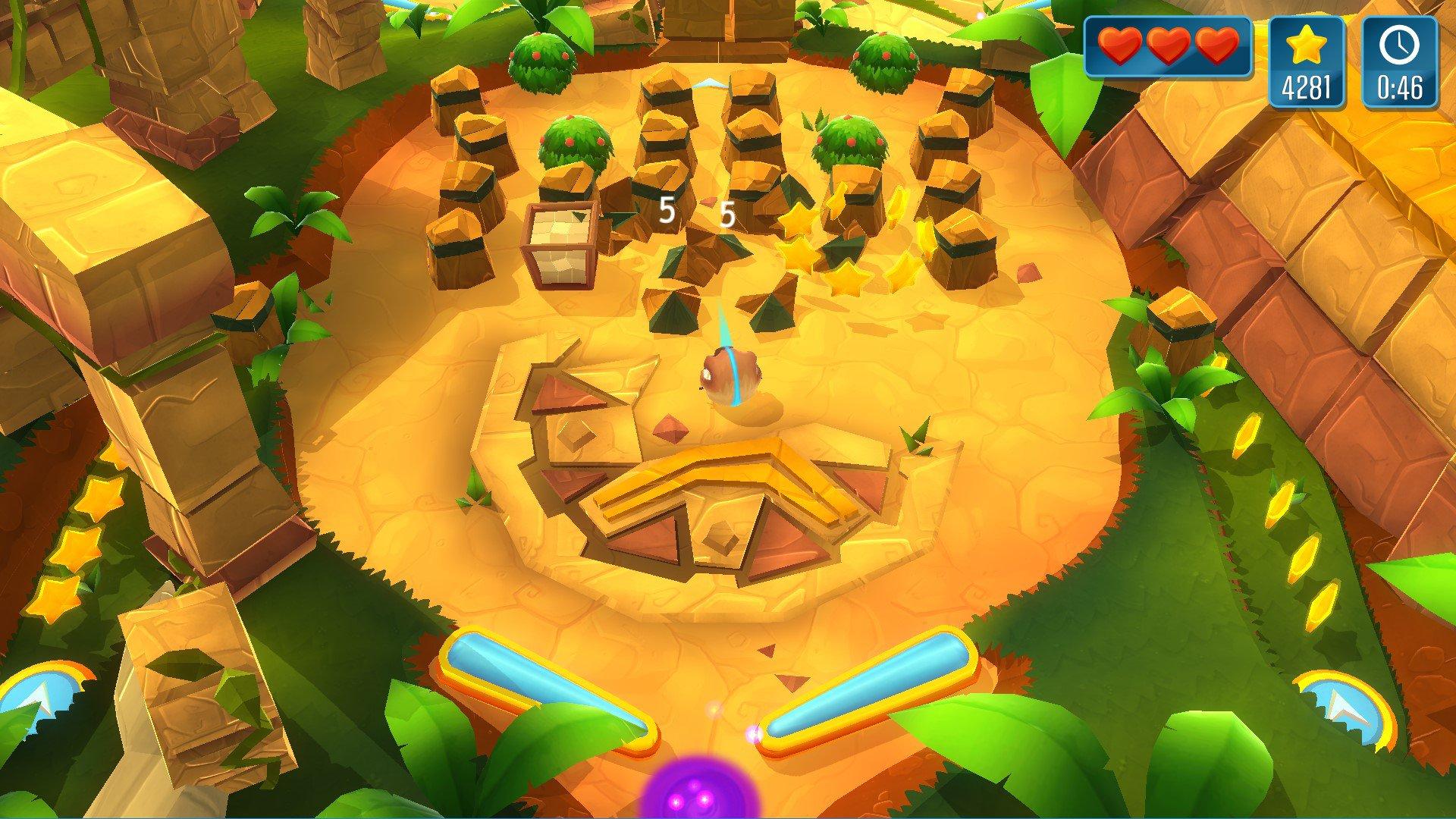 Momonga Pinball Adventures 2