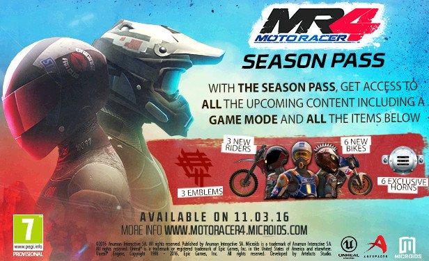 Moto Racer 4 Season Pass 1