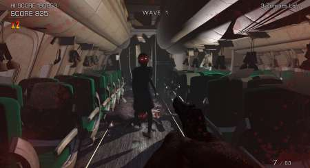 Zombies on a Plane 11