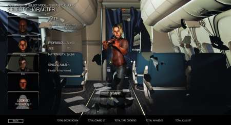 Zombies on a Plane 12