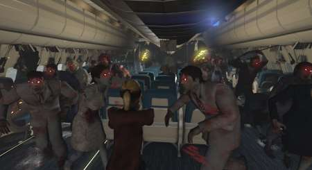 Zombies on a Plane 2