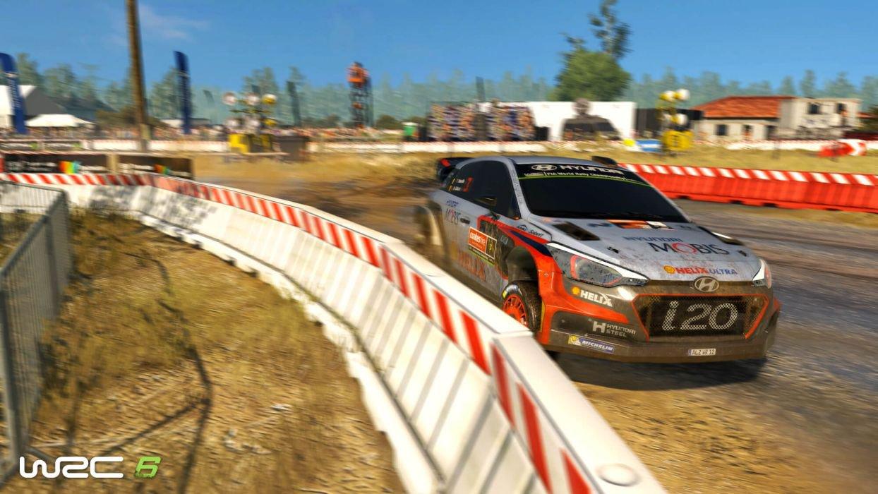 WRC 6 6