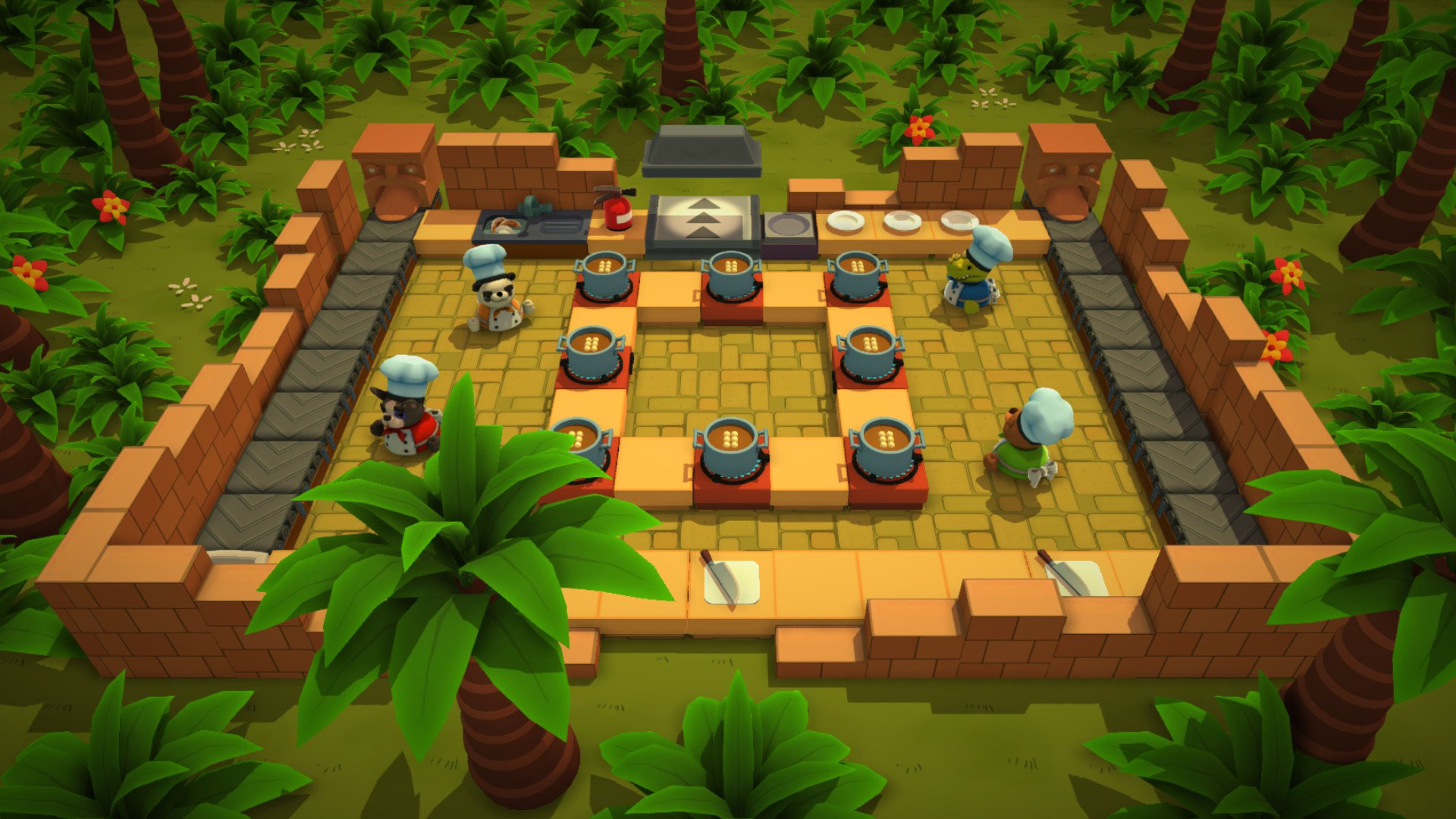 Overcooked The Lost Morsel 4