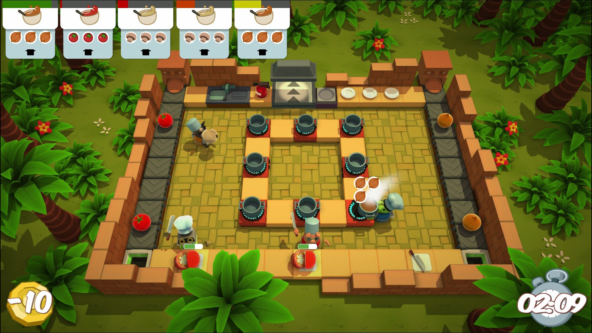 Overcooked The Lost Morsel 9