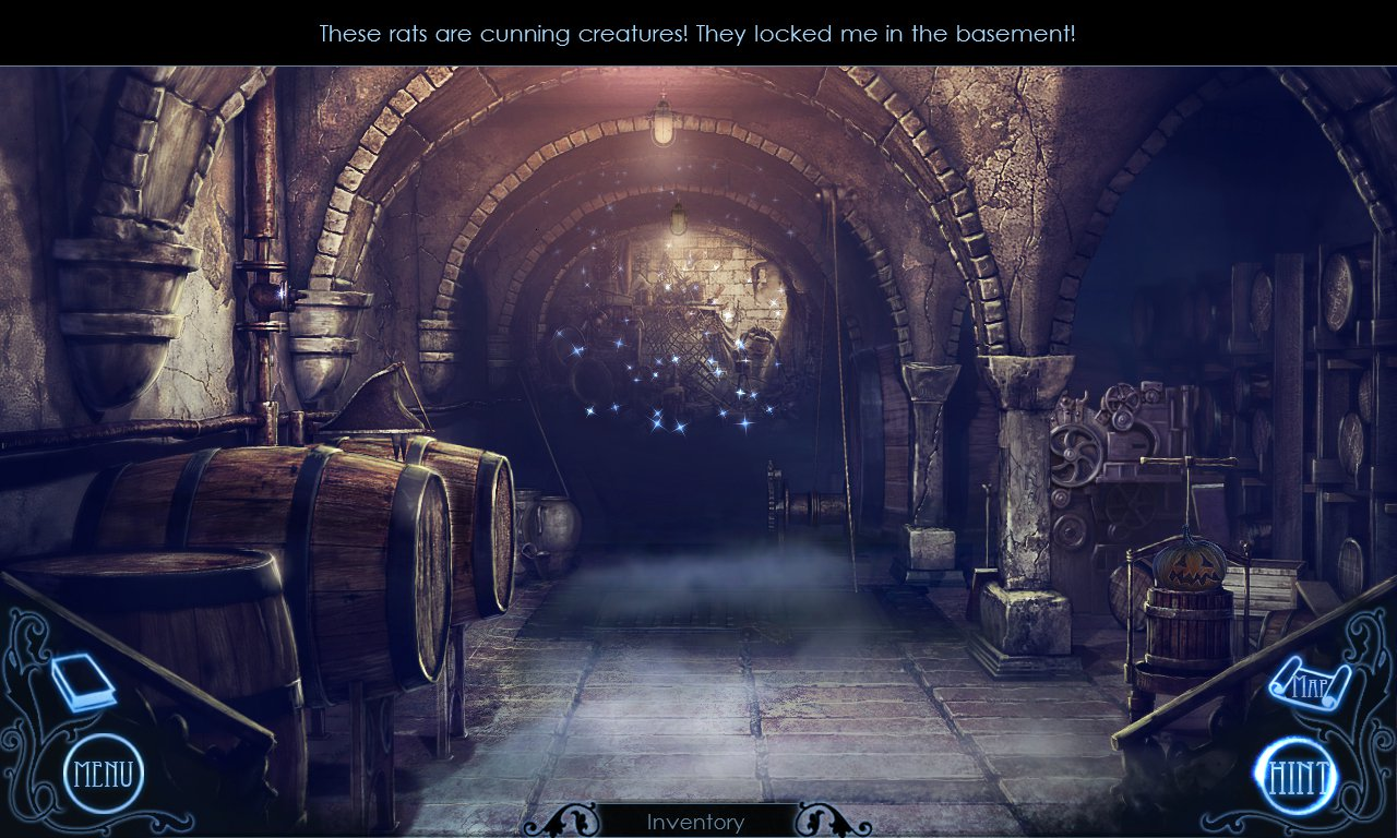 Mystery of Unicorn Castle The Beastmaster 4