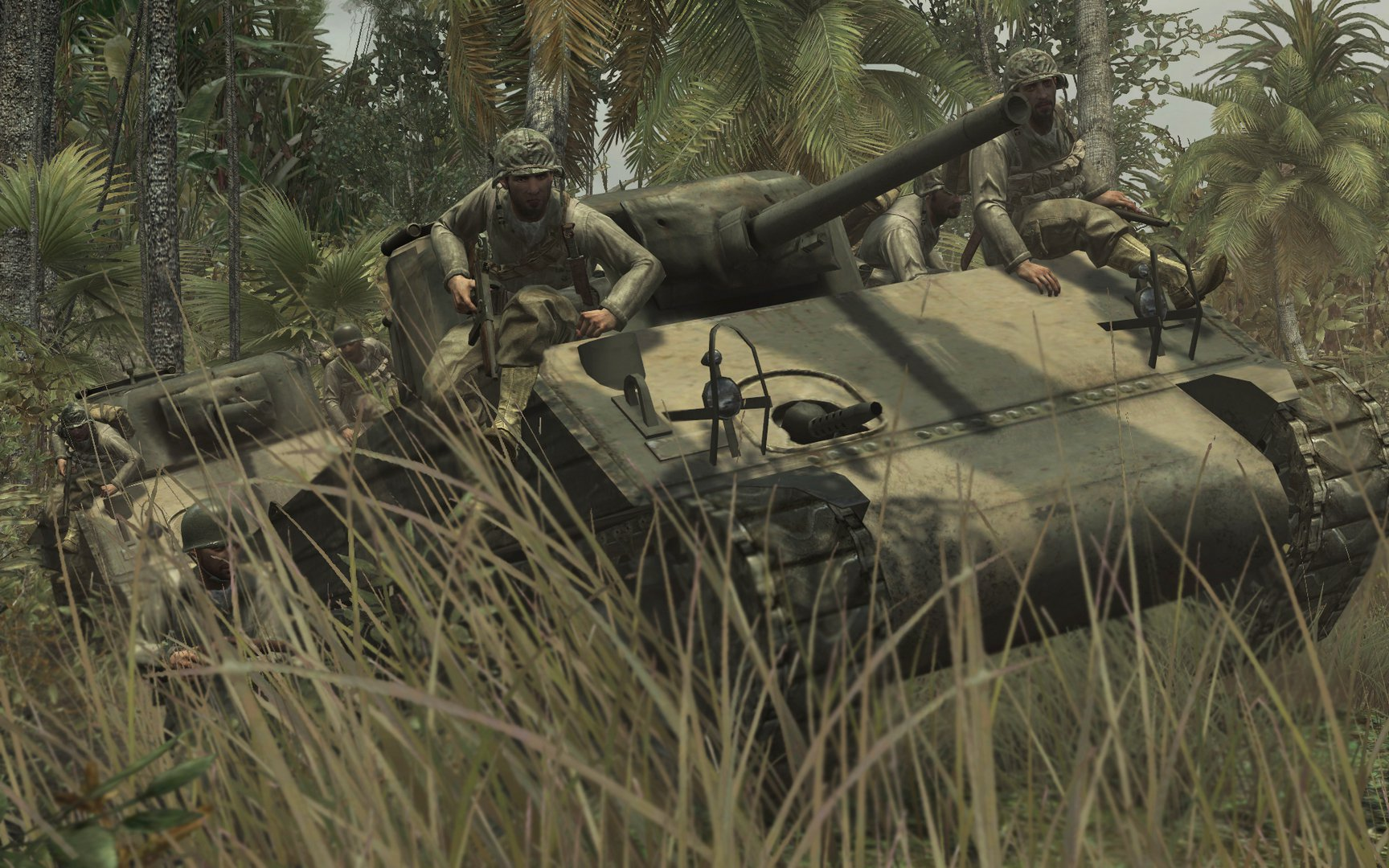 Call of Duty 5 World at War 4