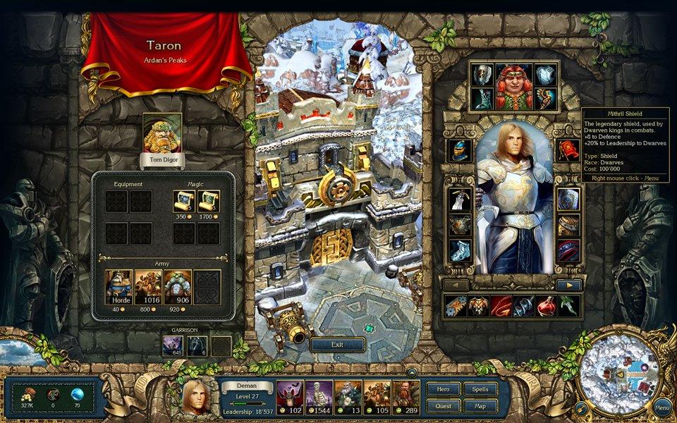 Kings Bounty The Legend 5