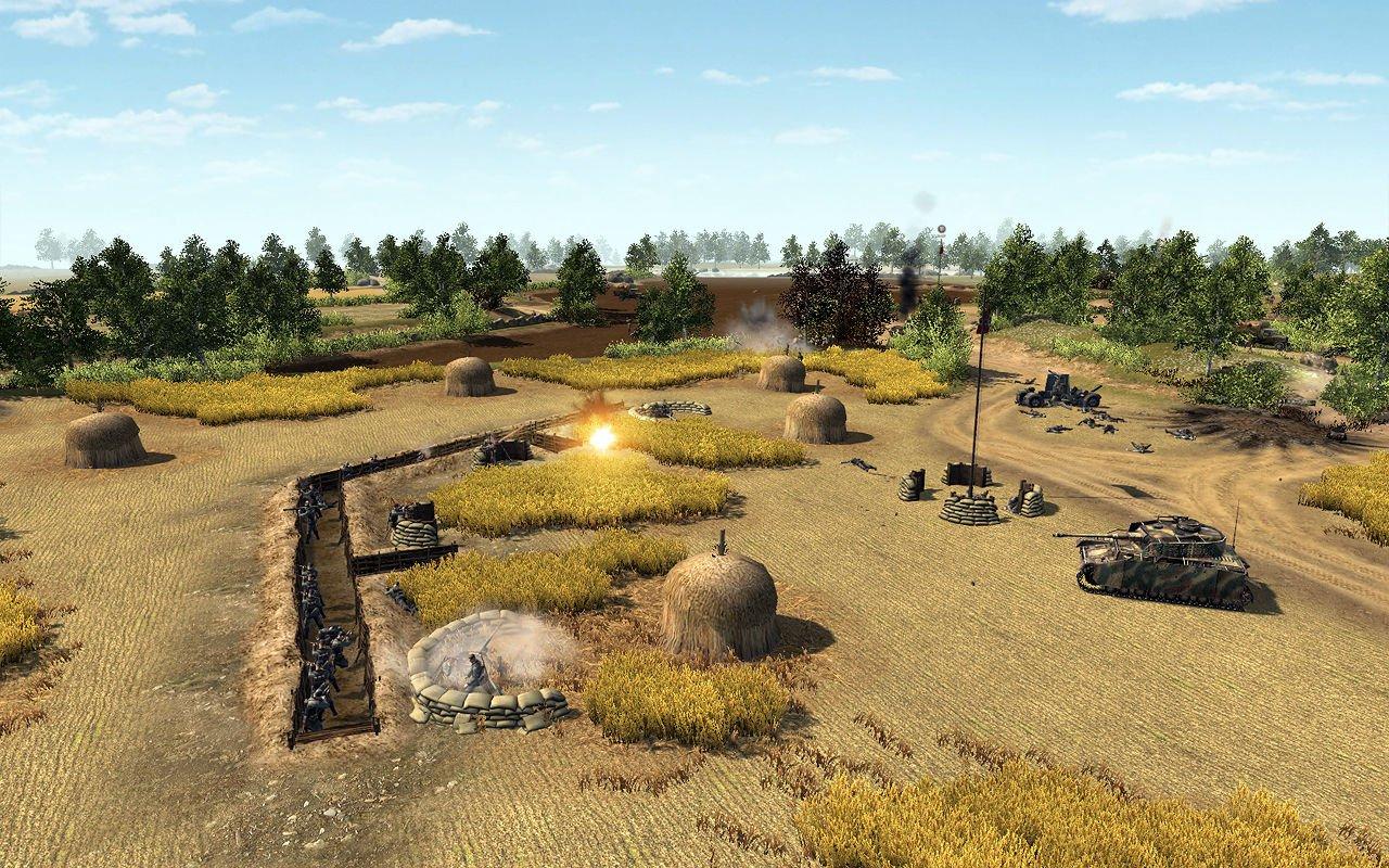 Men of War Assault Squad Skirmish Pack 1