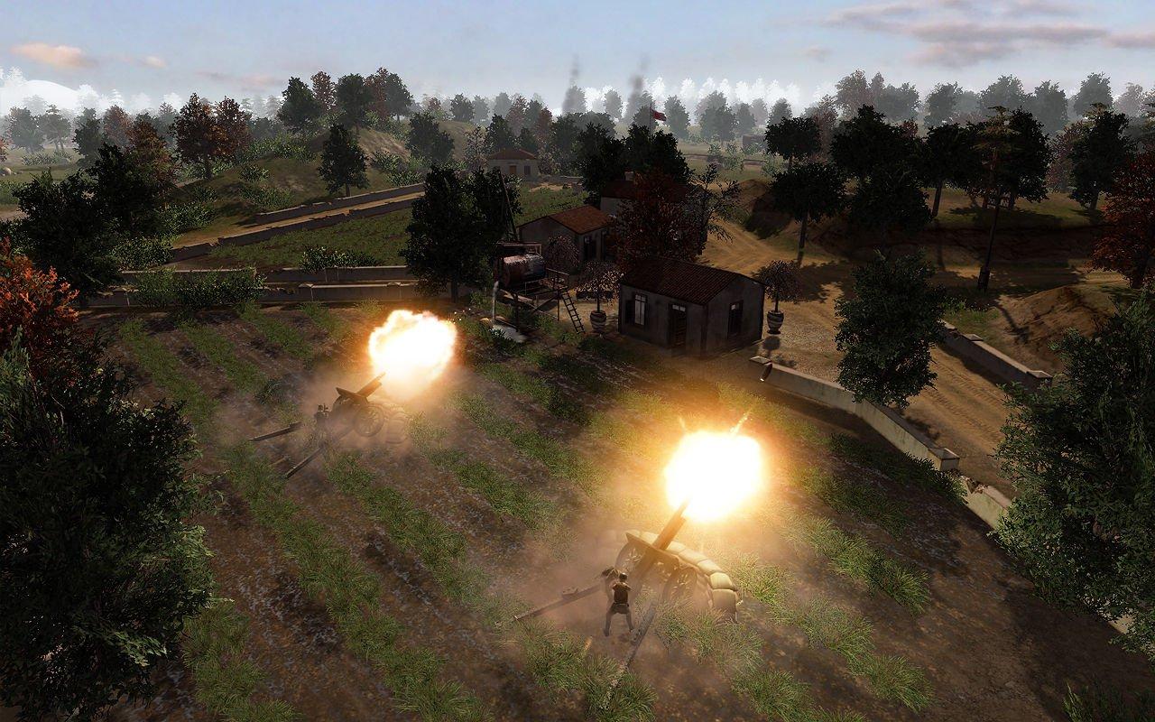 Men of War Assault Squad Skirmish Pack 10