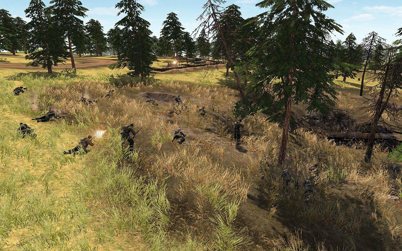 Men of War Assault Squad Skirmish Pack 5