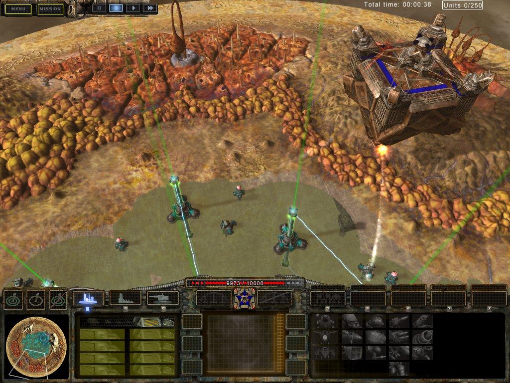 Perimeter + Perimeter: Emperors Testament pack 9