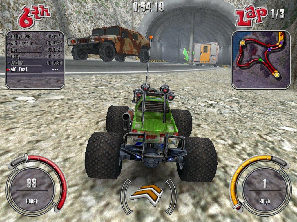 RC Cars 3