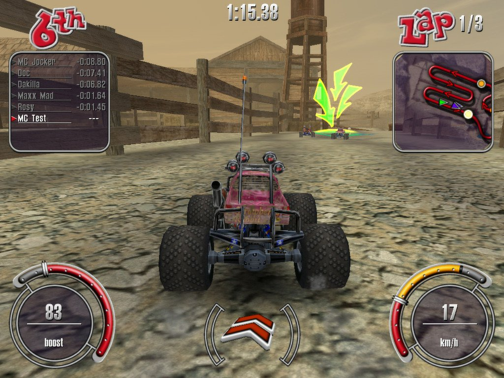 RC Cars 8
