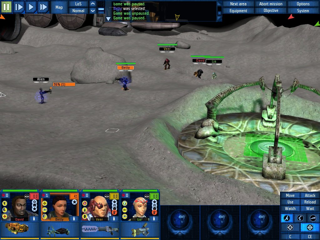 UFO Aftershock 6