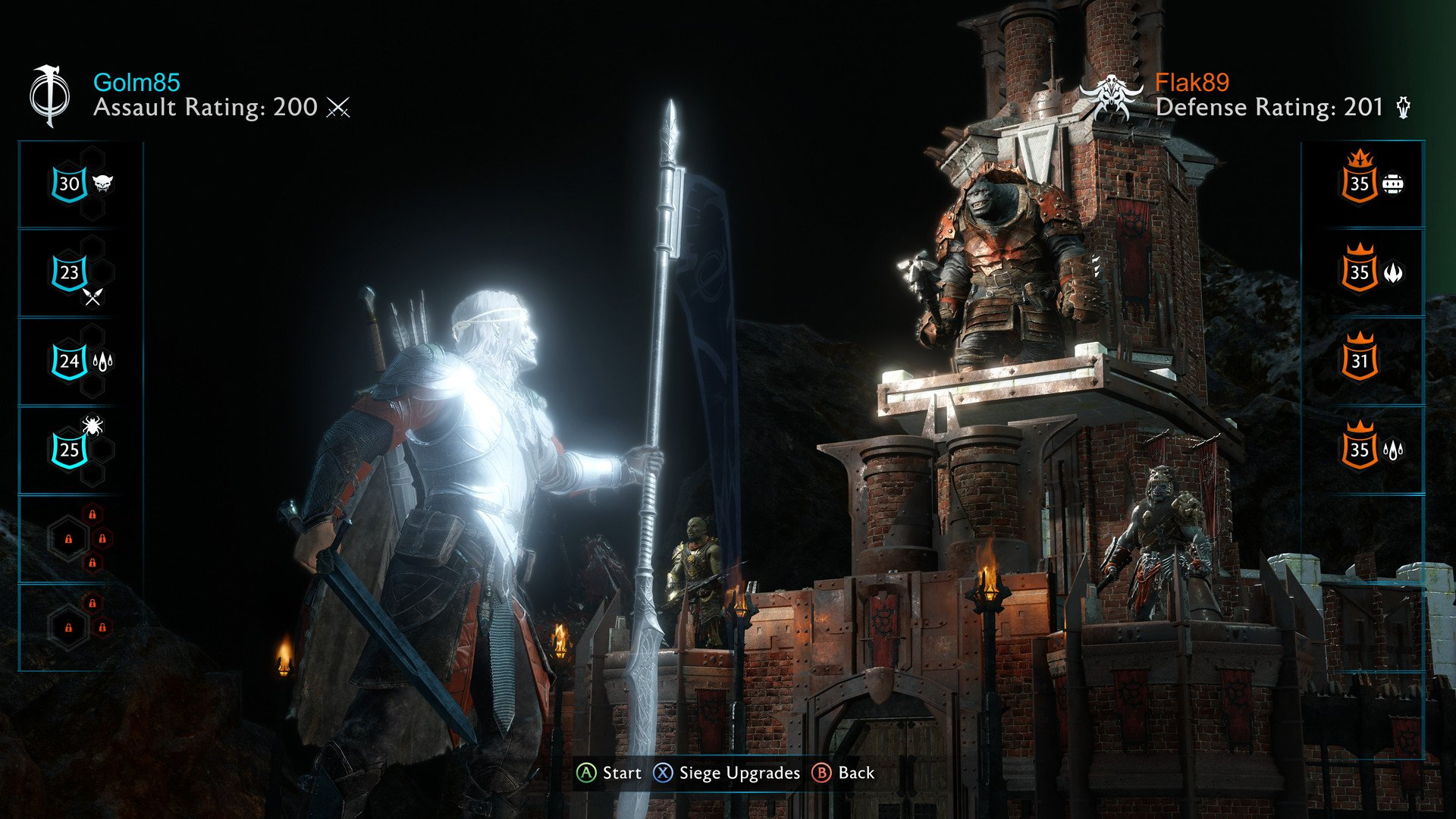 Middle-earth Shadow of War Gold Edition 4