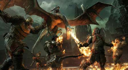 Middle-earth Shadow of War Gold Edition 2