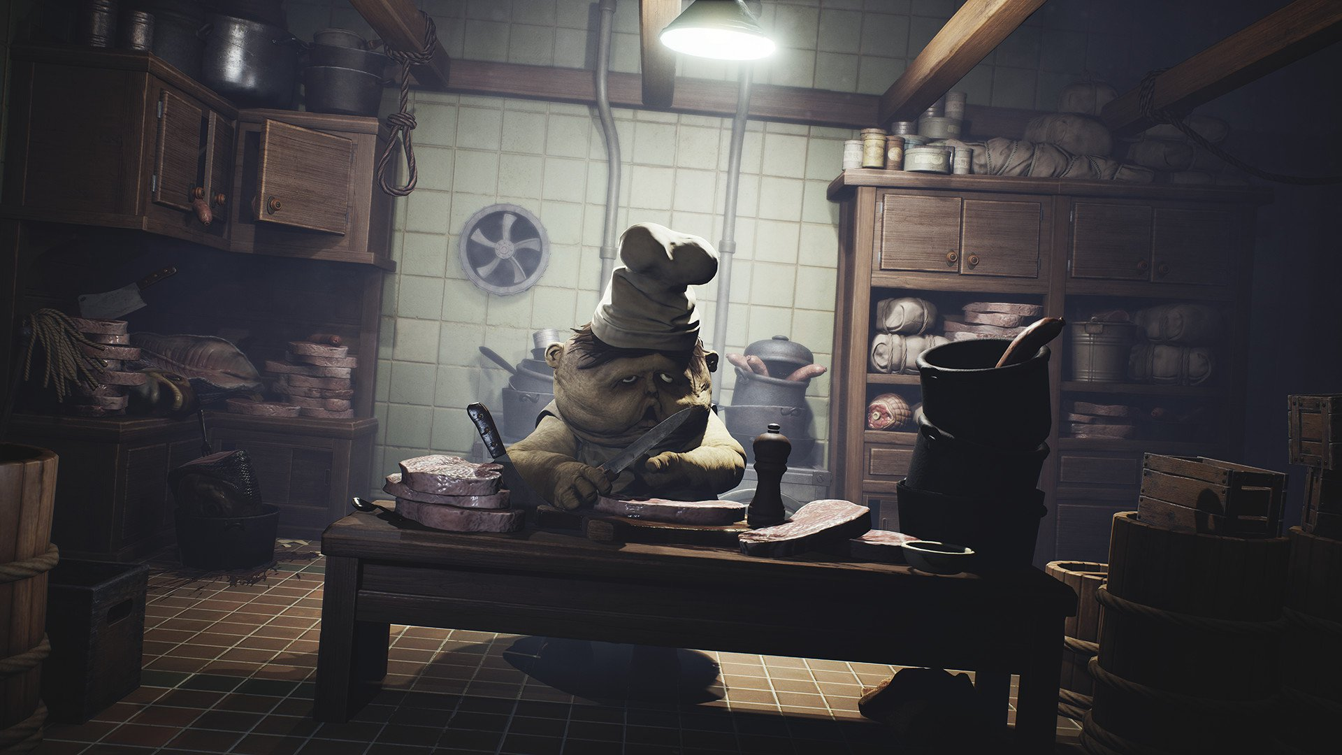 Little Nightmares Secrets of the Maw Expansion Pass 3