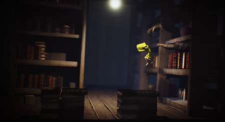 Little Nightmares Secrets of the Maw Expansion Pass 12