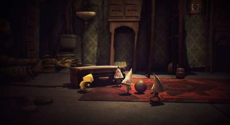 Little Nightmares Secrets of the Maw Expansion Pass 5