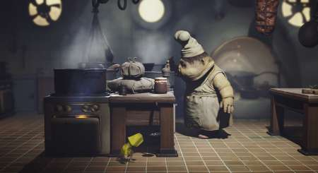 Little Nightmares Secrets of the Maw Expansion Pass 6