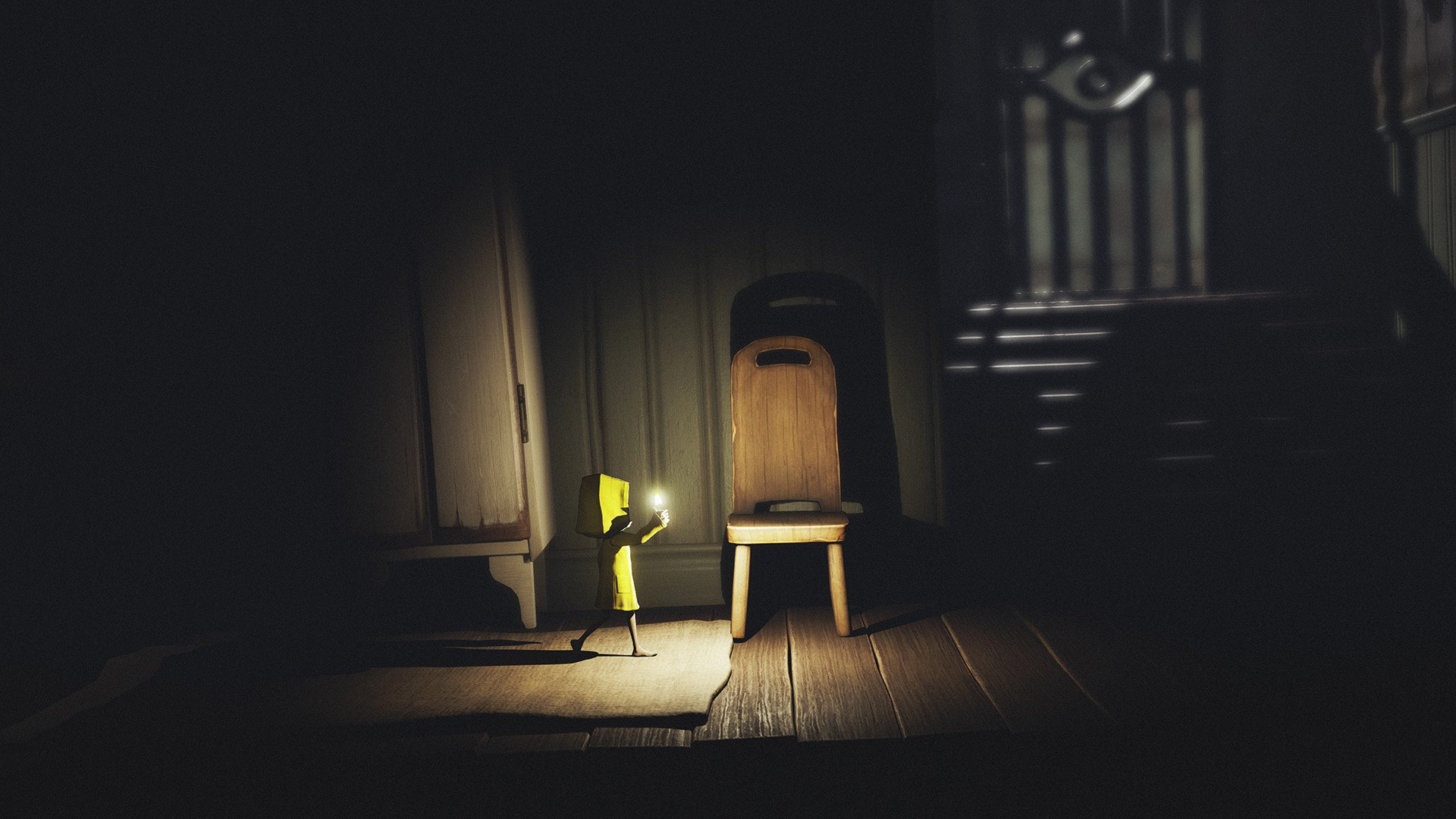 Little Nightmares Secrets of the Maw Expansion Pass 7