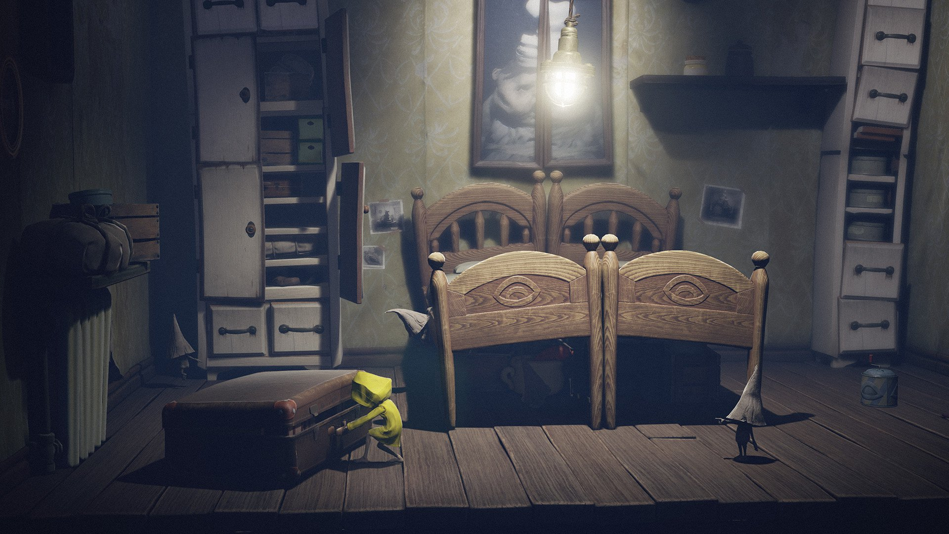 Little Nightmares Secrets of the Maw Expansion Pass 9