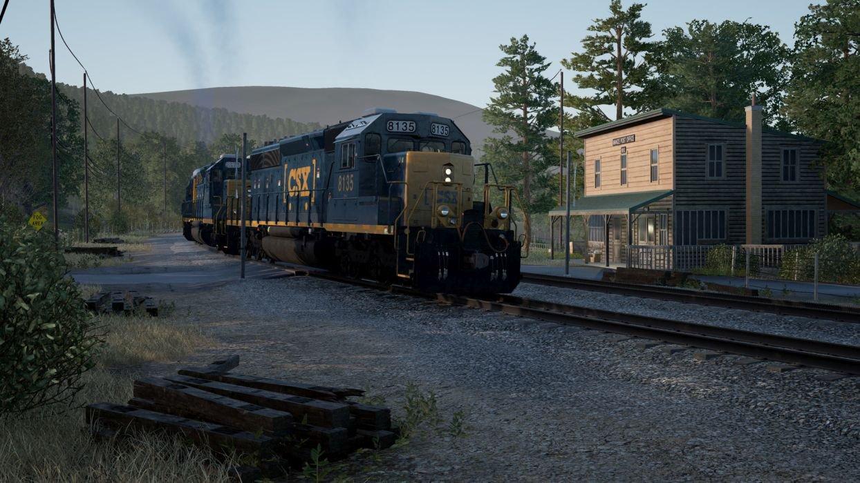 Train Sim World CSX Heavy Haul 3